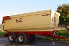 Photo du Remorques agricoles Série BT de 12 à 21 tonnes à 2 essieux