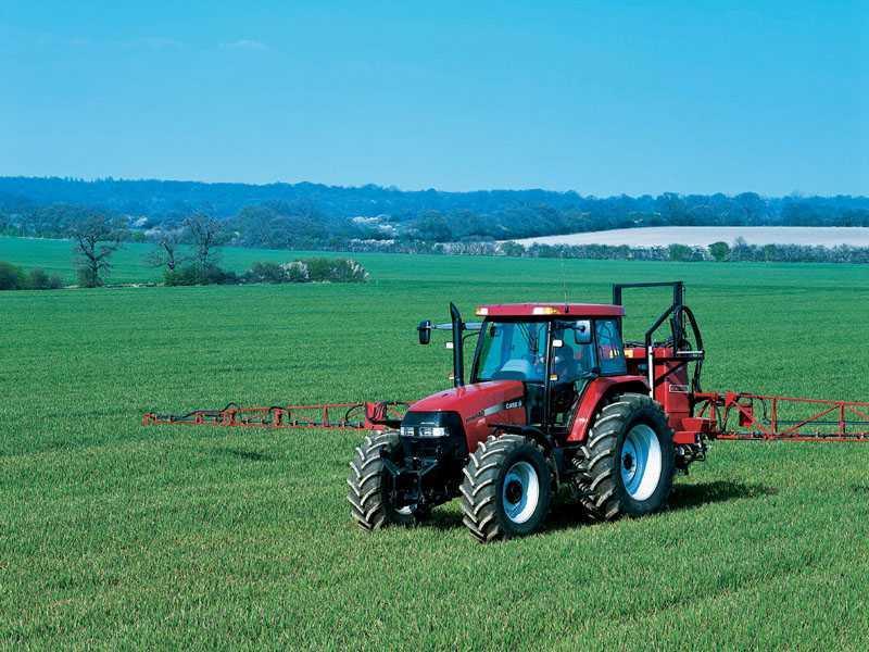 Photo du Tracteurs agricoles MXM 140