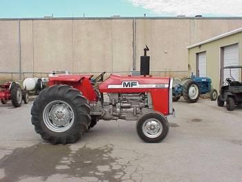 Photo du Tracteurs agricoles MF 255