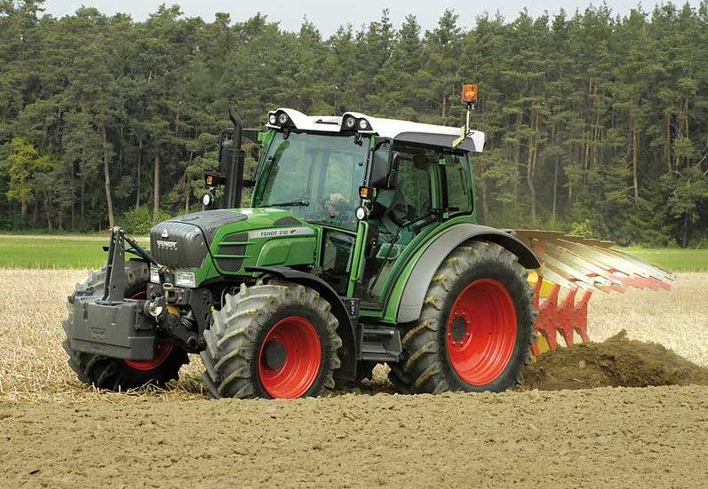 Photo du Tracteurs agricoles 210 Vario