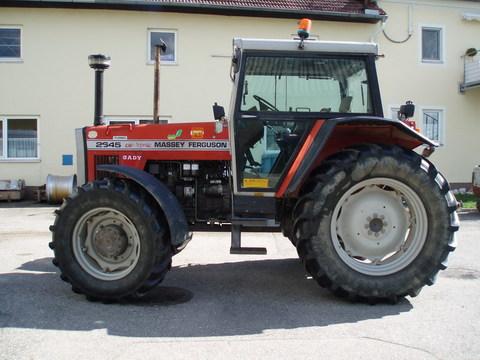 Photo du Tracteurs agricoles MF 2645