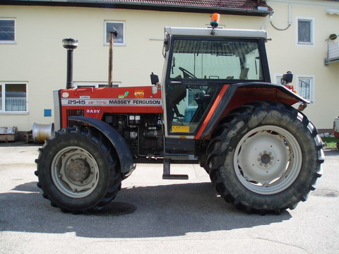 Photo du Tracteurs agricoles MF 2645