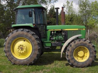 Photo du Tracteurs agricoles 4255