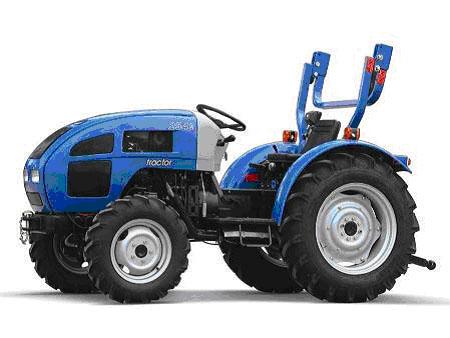 Photo du Tracteurs agricoles 254 série 2