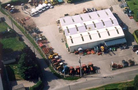 Photo du Vente de matériels neufs Concessionnaire Case IH, Kverneland, Sulky, Caruelle