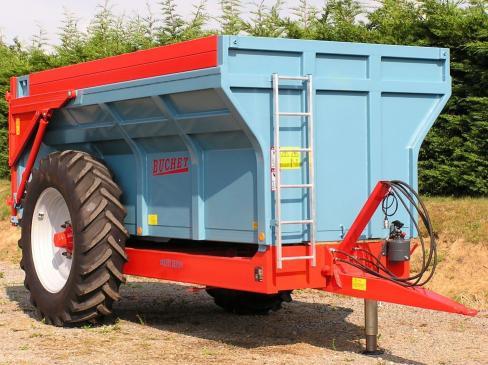 Photo du Remorques agricoles Remorques grandes roues