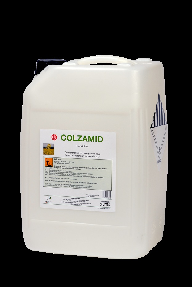 Photo du Herbicides Oléagineux Colzamid