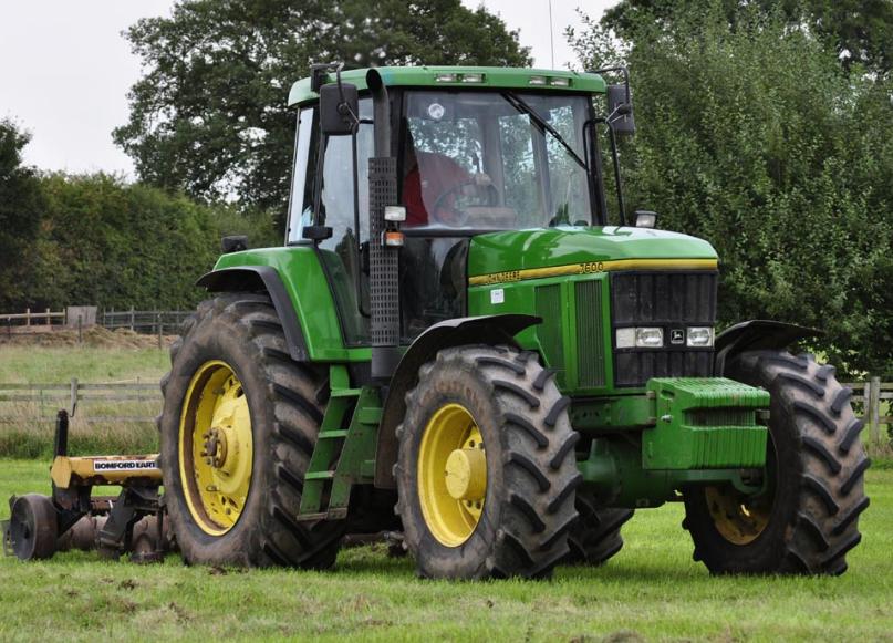 Photo du Tracteurs agricoles 7600