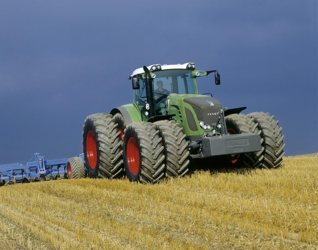 Photo du Tracteurs agricoles 936 Vario