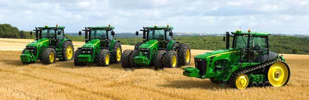 Photo du Tracteurs agricoles 8320R (Non Stop APS)