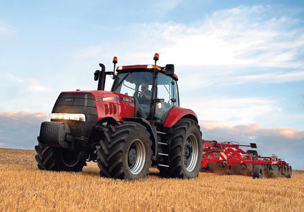 avis magnum 335 de la marque case ih tracteurs agricoles. Black Bedroom Furniture Sets. Home Design Ideas
