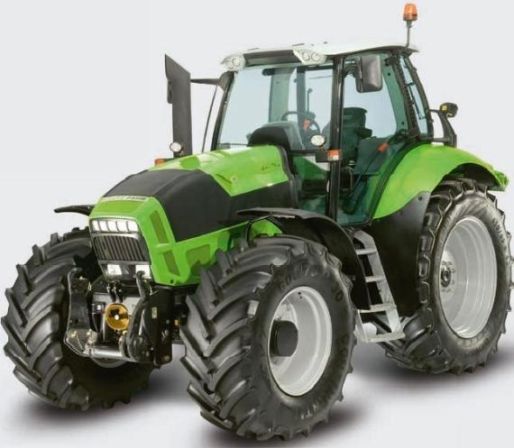 Photo du Tracteurs agricoles Agrotron TTV 630
