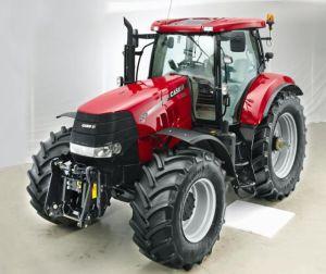 Photo du Tracteurs agricoles Puma 210 CVX