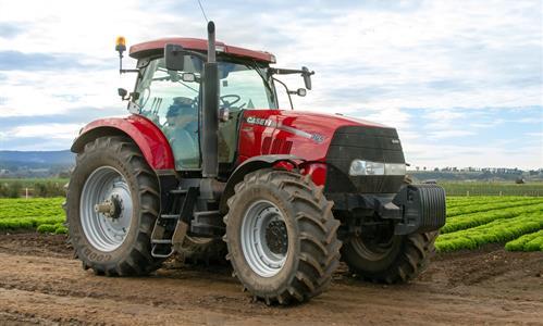 Photo du Tracteurs agricoles Puma 165 CVX
