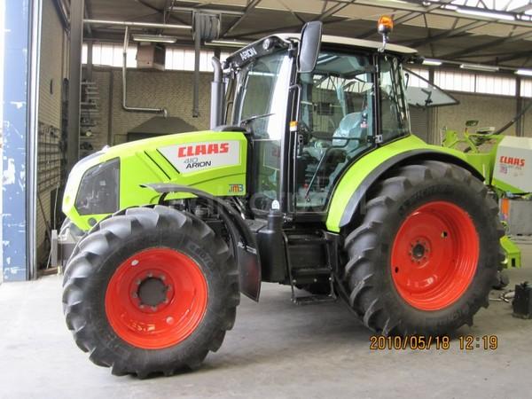 Photo du Tracteurs agricoles Arion 410