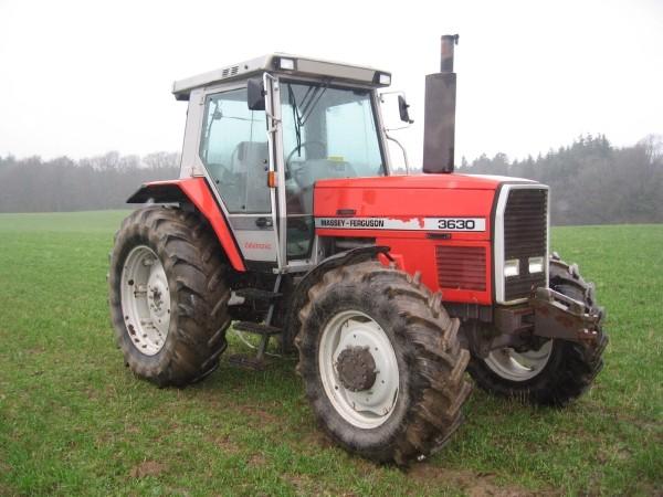 Photo du Tracteurs agricoles MF 3630 Data
