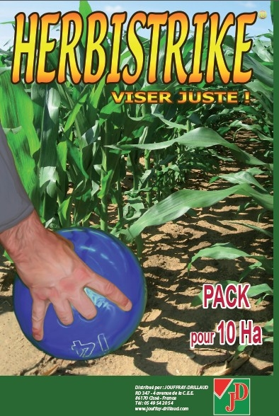 Photo du Herbicides maïs Herbistrike