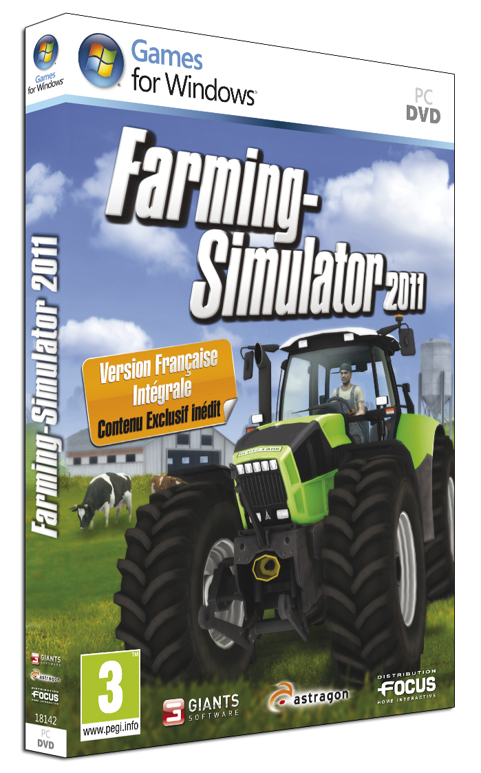 Photo du Jeux des firmes Farming Simulator 2011