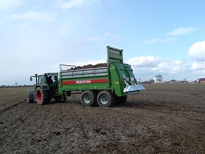 Photo du Epandeurs à fumier et composts TSW 6230 S
