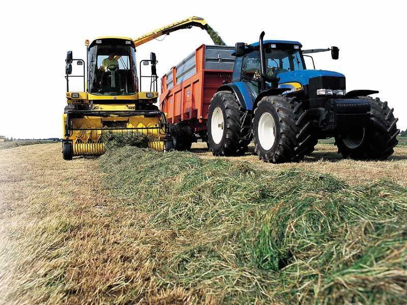 Photo du Tracteurs agricoles TM120