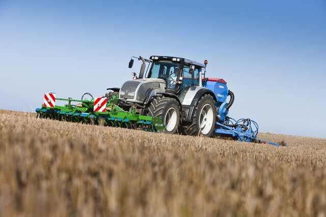 Photo du Tracteurs agricoles T183 Direct