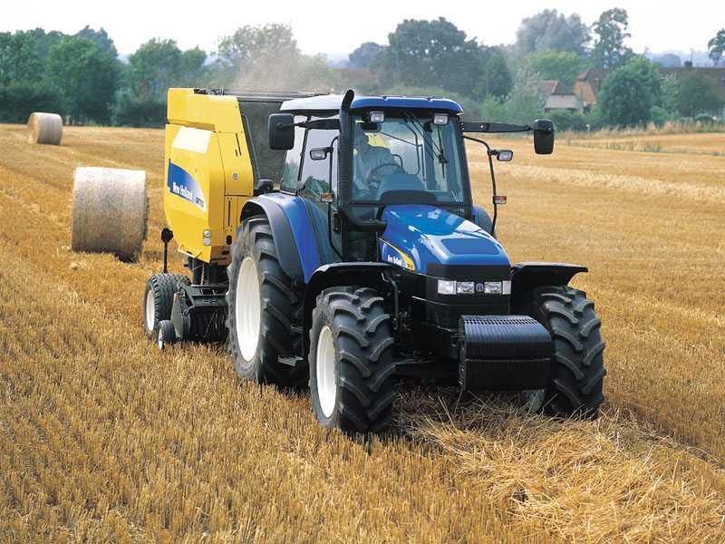 Photo du Tracteurs agricoles TM130