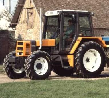 Photo du Tracteurs agricoles 80.14 TX