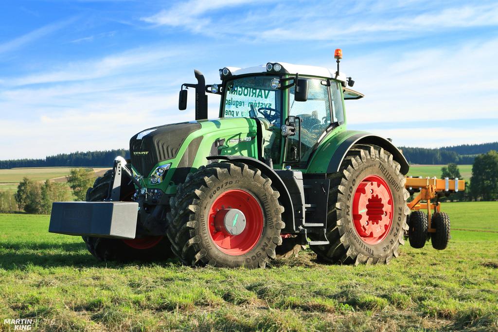 Photo du Tracteurs agricoles 939 Vario