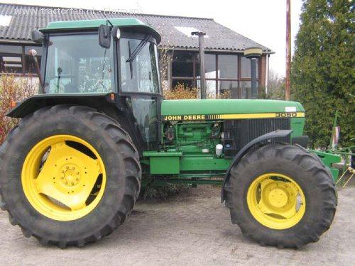Photo du Tracteurs agricoles John Deere 3050