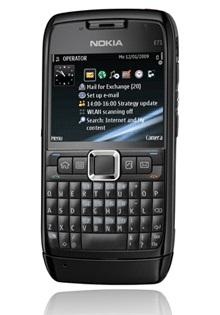 Photo du Fabricants de téléphones portables E71