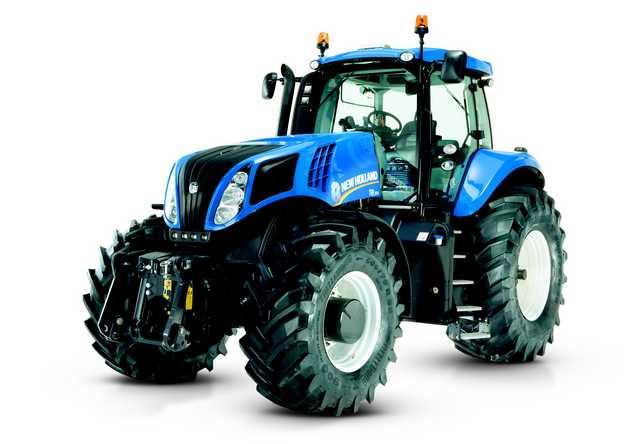 Photo du Tracteurs agricoles T8.300