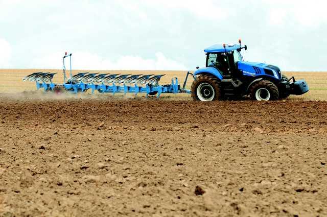 Photo du Tracteurs agricoles T8.360