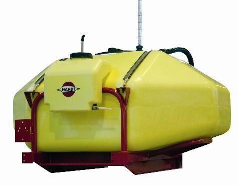 Photo du Cuves frontales cuve frontale de 1100 litres
