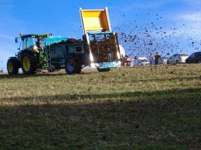 Photo du Epandeurs à fumier et composts V2 série 5