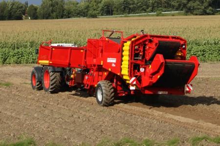 Photo du Arracheuses à pommes de terre SV 260 et SV 275