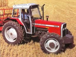 Photo du Tracteurs agricoles MF 399
