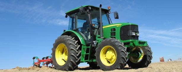 Photo du Tracteurs agricoles 6100D