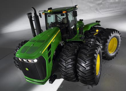 Photo du Tracteurs agricoles 9330, 9430, 9530, 9630, 9330T, 9430T, 9630T