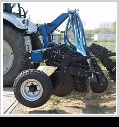 Photo du Strip-Till Maverick