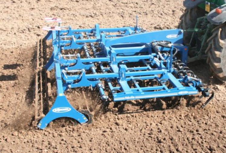 Photo du Vibroculteurs/ Combinés de préparation de sols Neolis