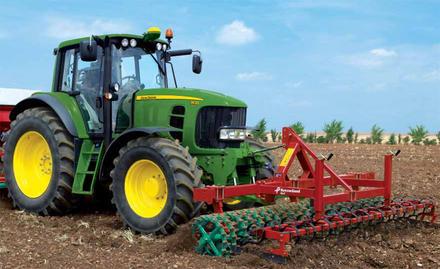 Photo du Tracteurs agricoles 7430