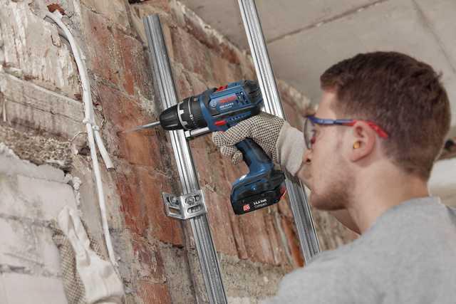 Photo du Outils portatifs Perceuses-visseuses sans fil Bosch GSR 14,4/18 V-LI