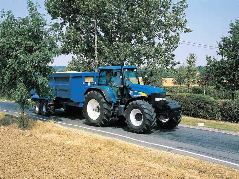 Photo du Tracteurs agricoles TM175