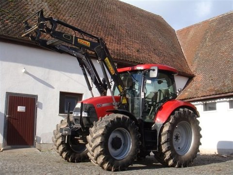 Photo du Tracteurs agricoles Maxxum 110 Multicontroller