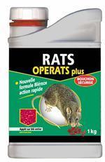 Photo du Raticides Opérats plus