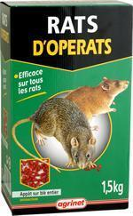 Photo du Raticides D\'Opérats