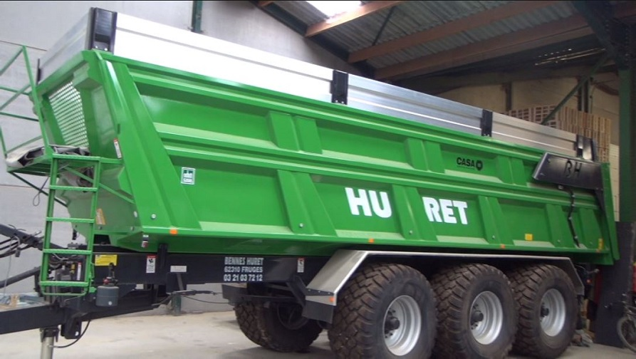 Photo du Remorques agricoles Type 23T5