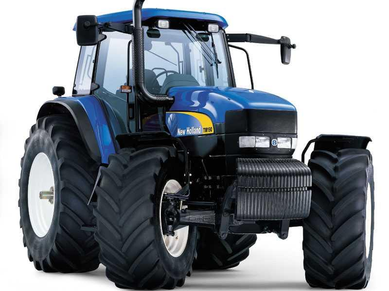 Photo du Tracteurs agricoles TM190