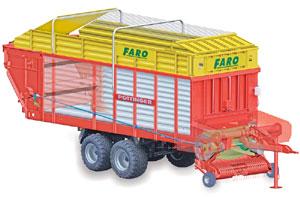 Photo du Remorques auto-chargeuses Faro