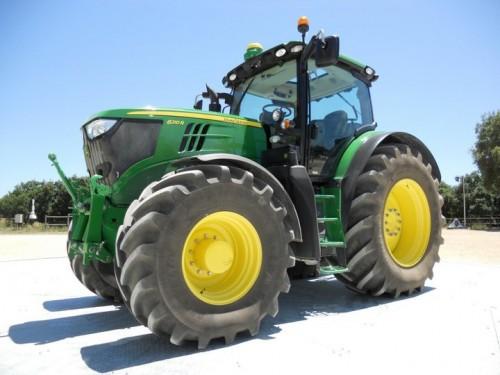 Photo du Tracteurs agricoles 6170R